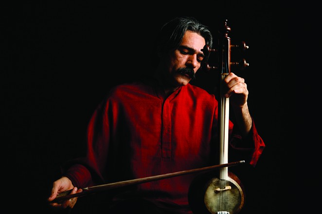 Kayhan Kalhor will be performing at the Empire Theatre. - MUSICAL BRIDGES AROUND THE WORLD
