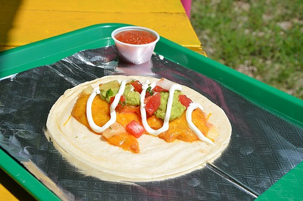 You'll have to make your own damn enchilacos starting February 28. - BRYAN RINDFUSS