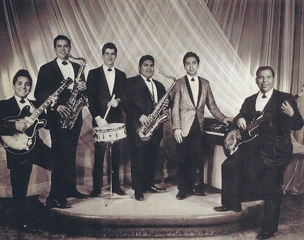 Little Henry & the Laveers - COURTESY