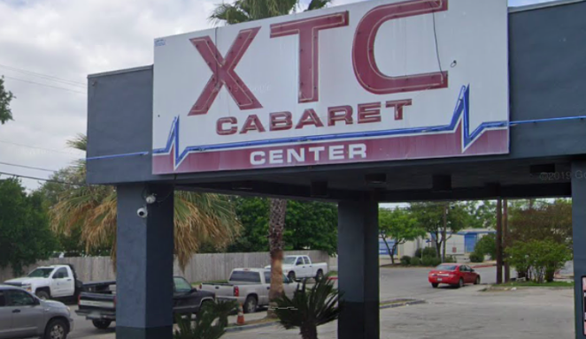 City officials closed down XTC Cabaret in late November, alleging it had racked up a half dozen violations of COVID-19 protocols. - GOOGLE MAPS