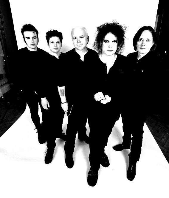 Fellow jaundice-d coffin-sleepers, The Cure - FACEBOOK