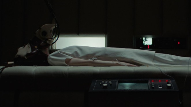 """Prepare for the unexpected with Brandon Cronenberg's mind-blowing, cyberpunk odyssey """"Possessor."""" - WELL GO USA ENTERTAINMENT"""