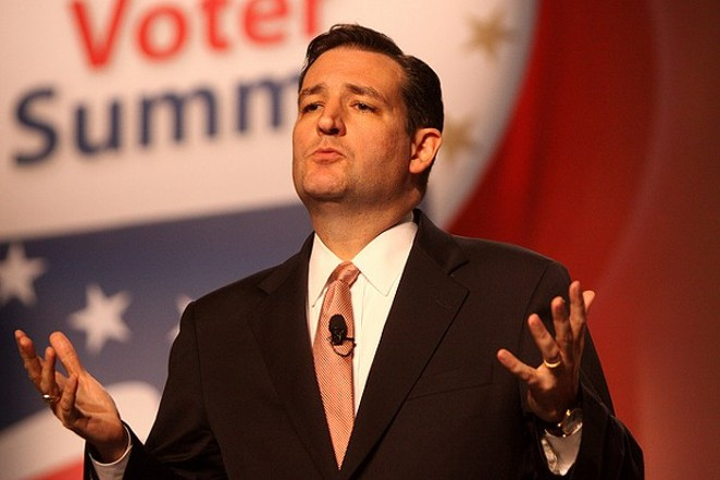 Ted Cruz is movin' on. - FLICKR CREATIVE COMMONS