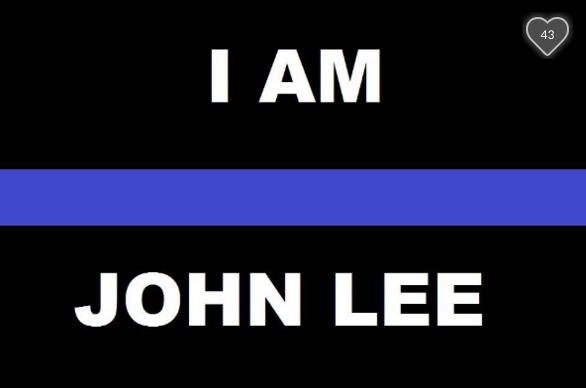 "The image from the ""Support SAPD Officer Lee"" GoFundMe page. - GOFUNDME/SUPPORT SAPD OFFICER LEE"