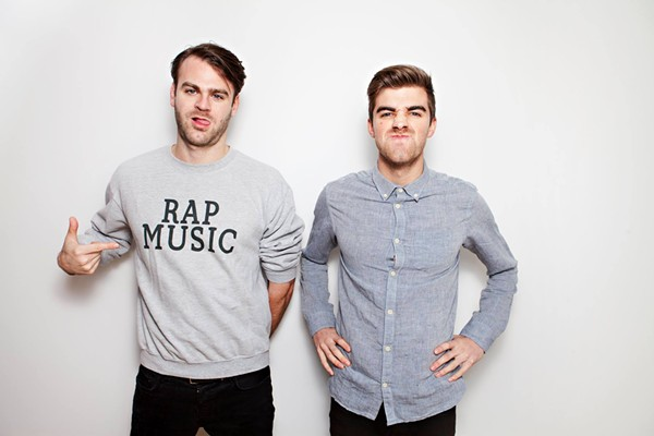 The Chainsmokers - COURTESY