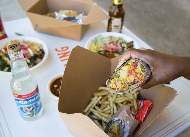 Mi Roti is owner Nicola Blaque's second San Antonio spot serving bold Caribbean flavors. - INSTAGRAM / MIROTI210