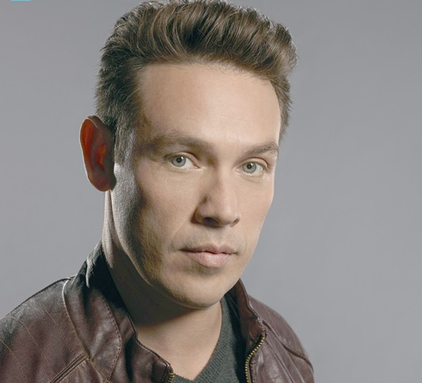 SA native Kevin Alejandro, who plays Det. Dan Espinoza on Fox' Lucifer. - COURTESY