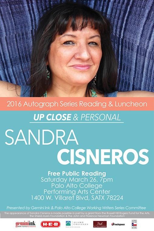 sandra cisneros writing style