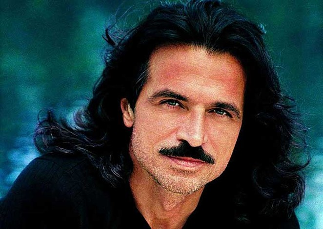Yanni - COURTESY