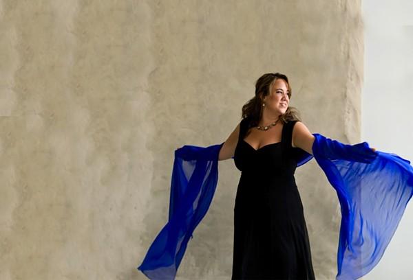 Soprano Julianna Di Giacomo - COURTESY
