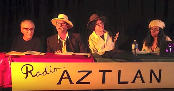 The Jazz Poets of San Antonio - DO210.COM