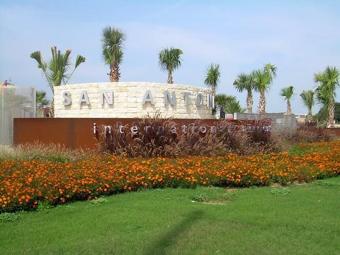 San Antonio International Airport - CITY OF SAN ANTONIO