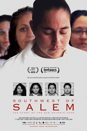 Southwest of Salem: The Story of the San Antonio Four will premiere at the Tribeca Film Festival April 15, 2016. - MOTTO PICTURES AND NAKED EDGE FILMS