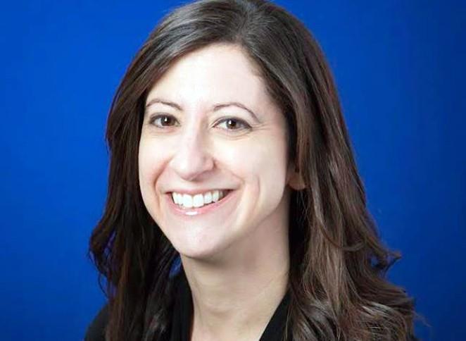 Galia Farber was hired as the San Antonio Film Commissioner last November. - CITY OF SAN ANTONIO