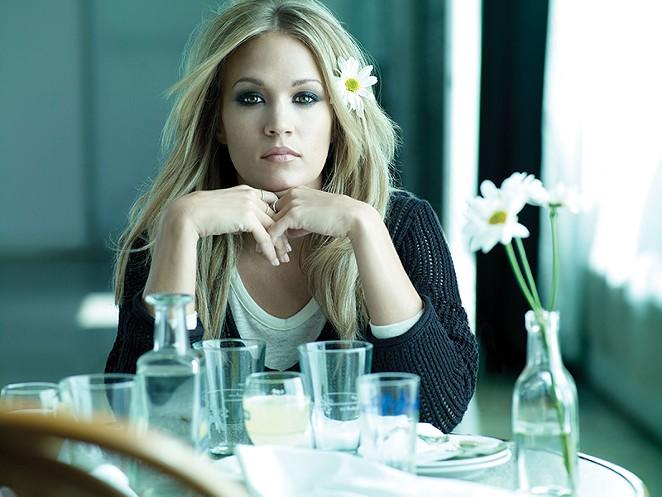 Carrie Underwood - COURTESY