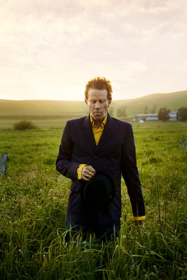 Tom Waits. - COURTESY OF ANTI- RECORDS