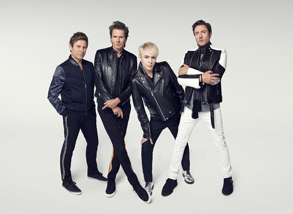 Duran Duran, circa 2016. - STEPHANIE PISTEL