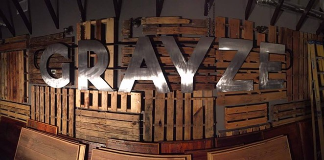 Get over to Grayze on Friday for a sneak peek at the new cocktail menu. - GRAYZE/FACEBOOK
