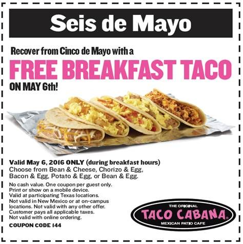 PRESENT THE COUPON AND ENJOY YOUR FREE BREAKFAST.