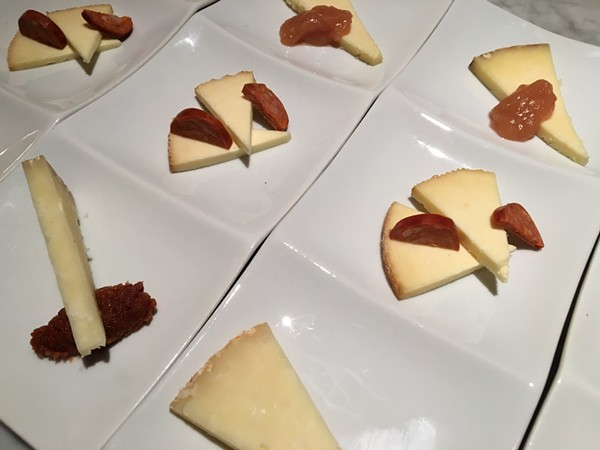 Cheeses made by Susan Rigg of River Whey Creamery - RON BECHTOL