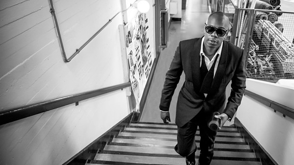 Chappelle hits the Alamo City on June 14. - COURTESY TICKETMASTER
