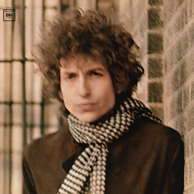 Dylan's 1966 masterpiece, Blonde on Blonde. - HOWLANDECHOES.COM