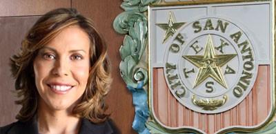 District 5 Councilwoman Shirley Gonzales - CITY OF SAN ANTONIO