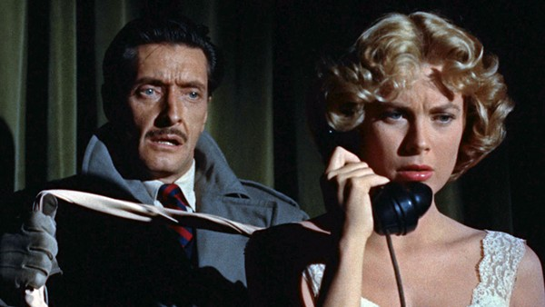 Anthony Dawson and Grace Kelly star in Alfred Hitchcock's thriller Dial M for Murder, which will kick off the new season of Texas Public Radio's Cinema Tuesdays on May 31. The 1954 film will be shown in its original 3D format. - COURTESY