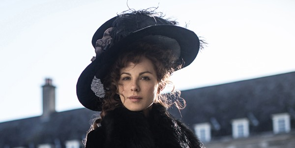 Kate Beckinsale stars as Lady Susan Vernon in Love & Friendship. - ROSS MCDONNELL