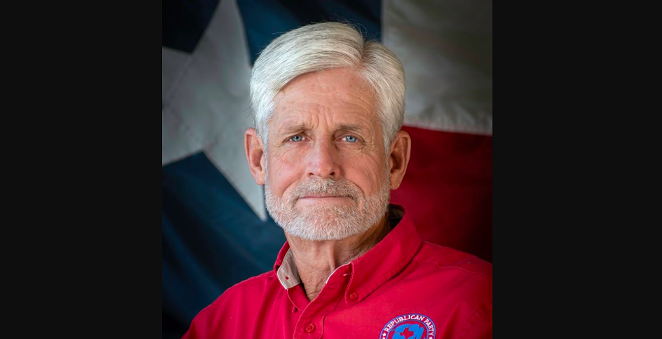 Terry Harper represents a district that includes San Antonio on the State Republican Executive Committee. - FACEBOOK / TERRY HARPER