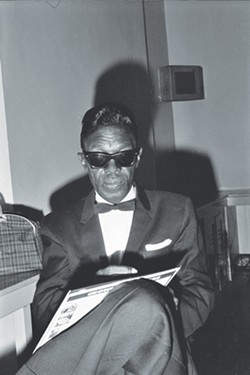 TEXAS BLUES LEGEND LIGHTNIN' HOPKINS