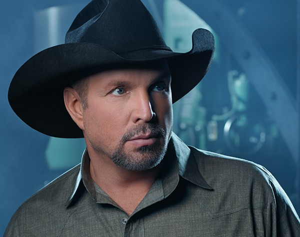 Dang ol' Garth, man. - COURTESY
