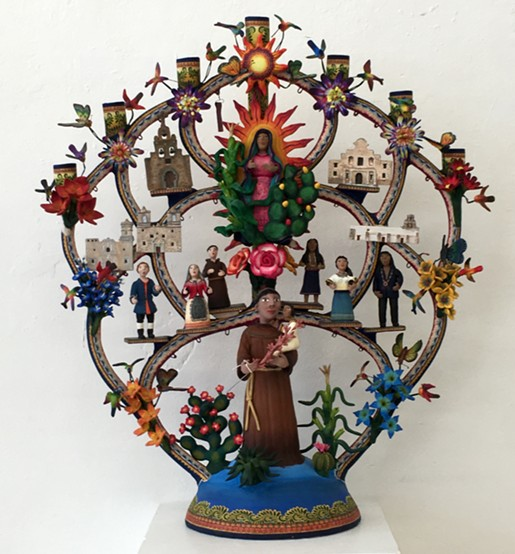 The Tree of Life - VERONICA CASTILLO
