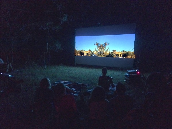 The night is dark and full of awesome films. - MICHELLE MONSEAU