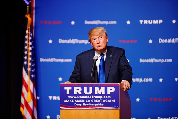 Donald Trump will be in San Antonio next Friday. - FLICKR CREATIVE COMMONS