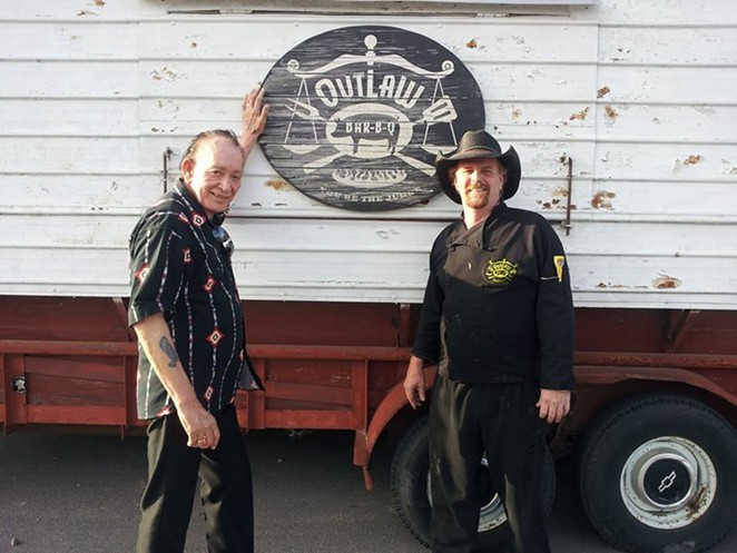 FACEBOOK/OUTLAW BARBQ