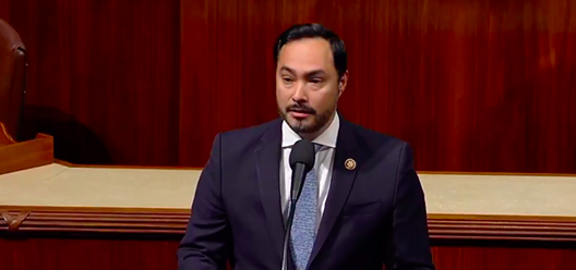 U.S. Rep. Joaquin Castro - SCREEN CAPTURE / C-SPAN