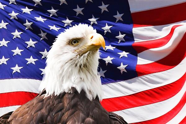 """Caahh!"" is Eagle for ""free bird."" - PUBLIC DOMAIN"