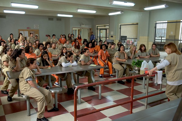 The inmates of Litchfield. - COURTESY OF NETFLIX