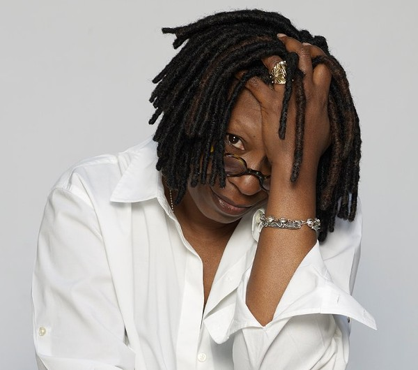 Whoopi Goldberg makes her stage debut in San Antonio June 24 at the Majestic Theater. - TIMOTHY WHITE