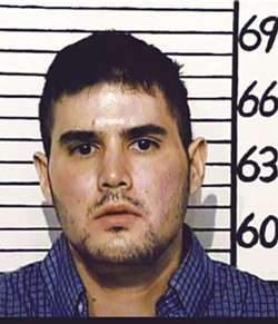 Castañeda was arrested after firing 23 bullets into his parents' Hill Country home on May 27, 2011.