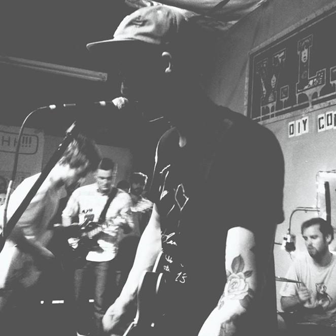 Portland pop-punkers Hemingay - VIA FACEBOOK