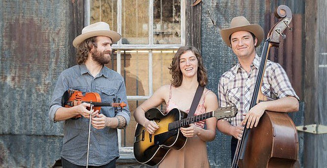 Big Cedar Fever is among the acts scheduled for TPR's new season of Lonesome Lounge Sessions. - COURTESY OF BIG CEDAR FEVER