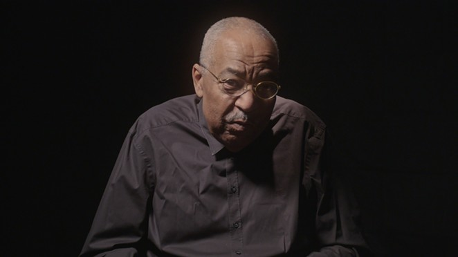 Dr. Harmon Kelley is one of 33 Black men interviewed in the documentary. - COURTESY OF LIVING IN MY SKIN