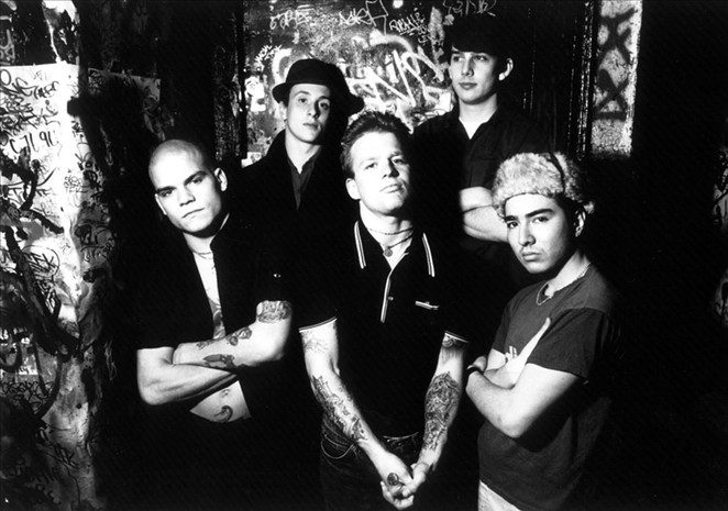 THE AGE OF QUARREL-ERA CRO-MAGS