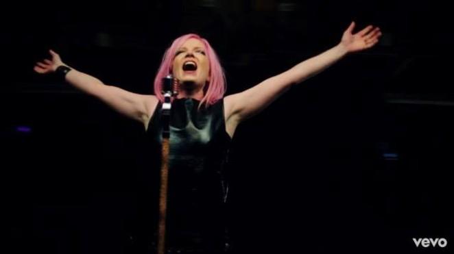 "Shirley Manson - STILL FROM ""EMPTY"""