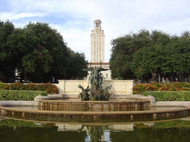 Both Attorney General Ken Paxton and the University of Texas-Austin have asked a court to throw out a lawsuit brought by three UT professors who don't want guns in their classrooms. - WIKI COMMONS