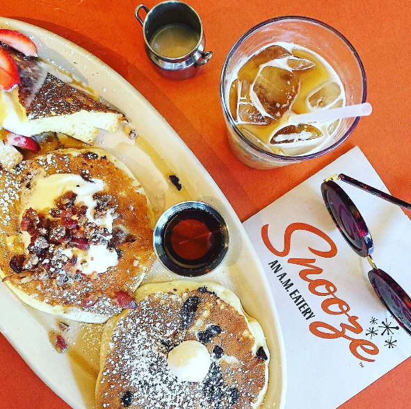 PHOTO VIA INSTAGRAM, SNOOZE: AN A.M. EATERY
