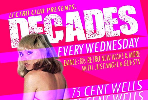 A Decades Dance Party Poster - THE OFFICIAL FITZGERALD'S FACEBOOK PAGE