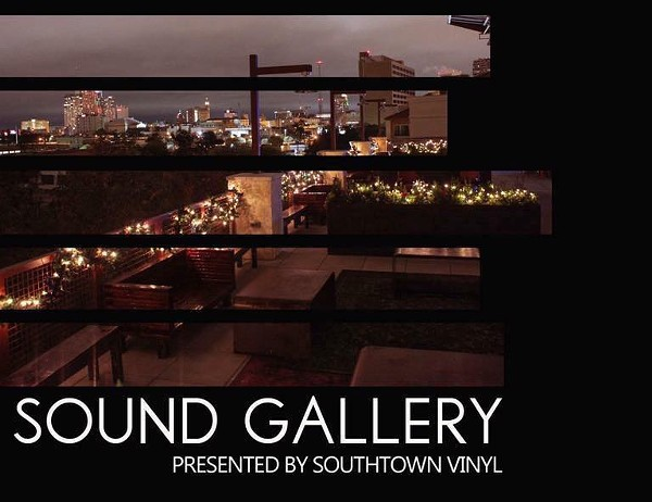 Sound Gallery's poster - THE OFFICIAL SOUND GALLERY FACEBOOK EVENT PAGE